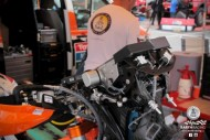 Předsilvestrovský servis motorky (2)