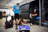 Příprava na Rallye Dakar 2016